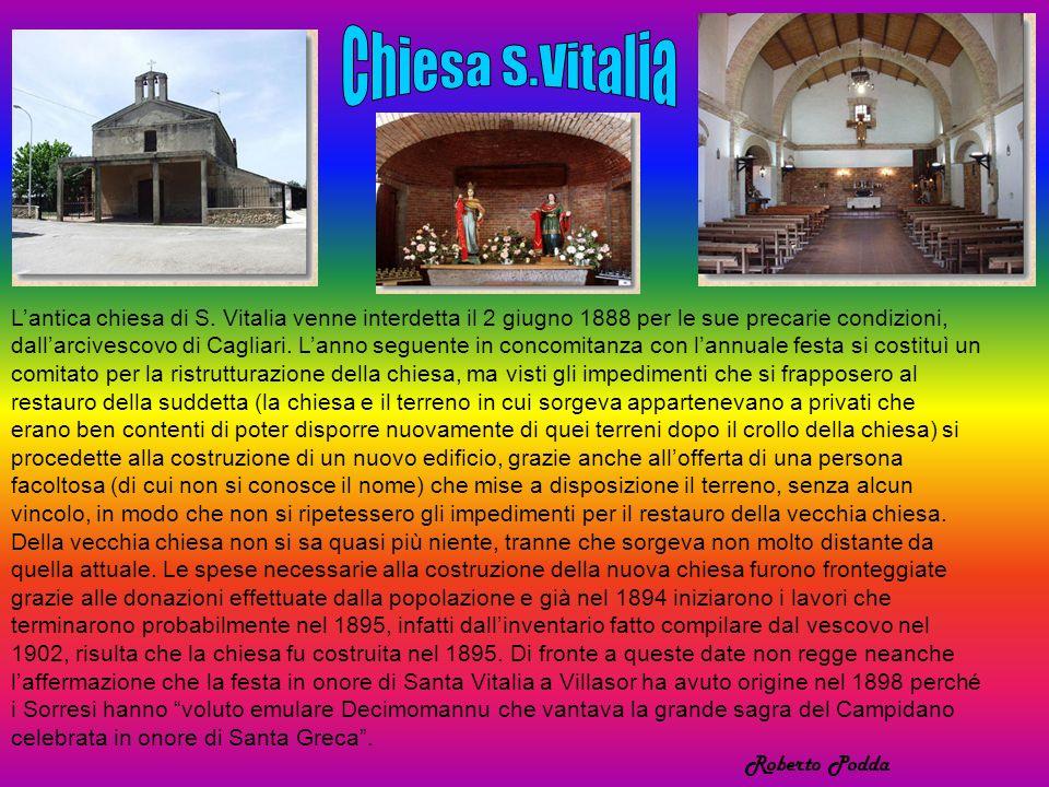 Chiesa S.Vitalia