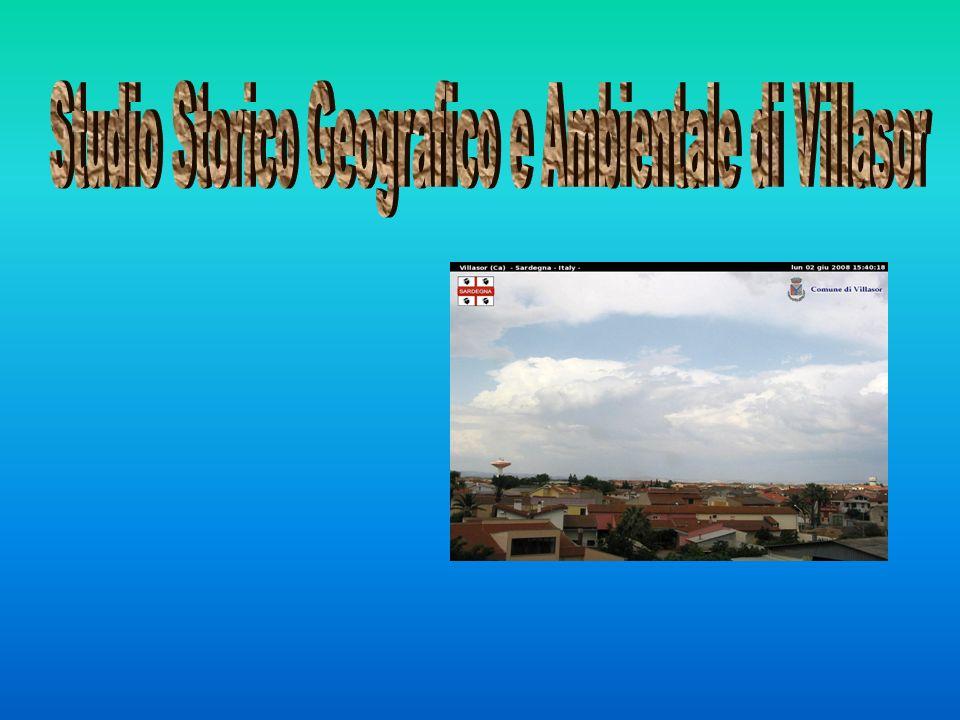 Studio Storico Geografico e Ambientale di Villasor