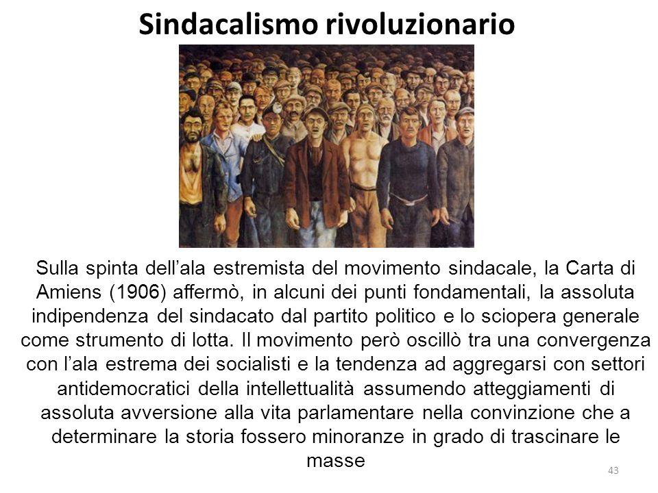 Sindacalismo rivoluzionario