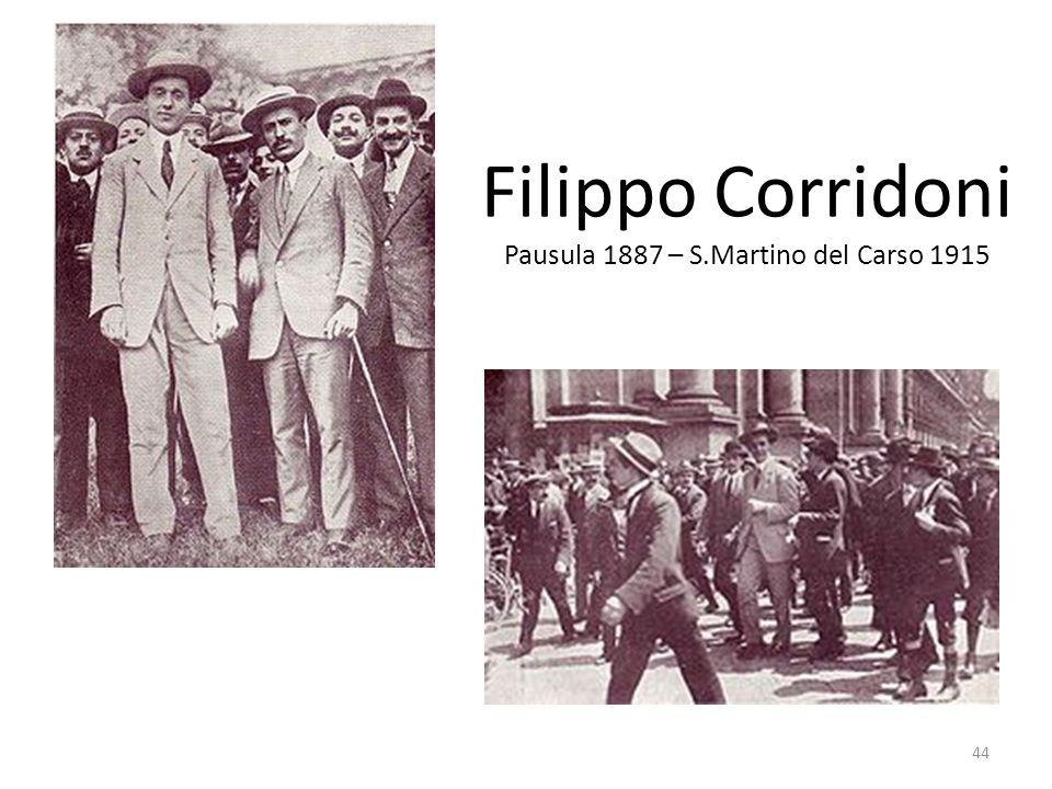 Pausula 1887 – S.Martino del Carso 1915