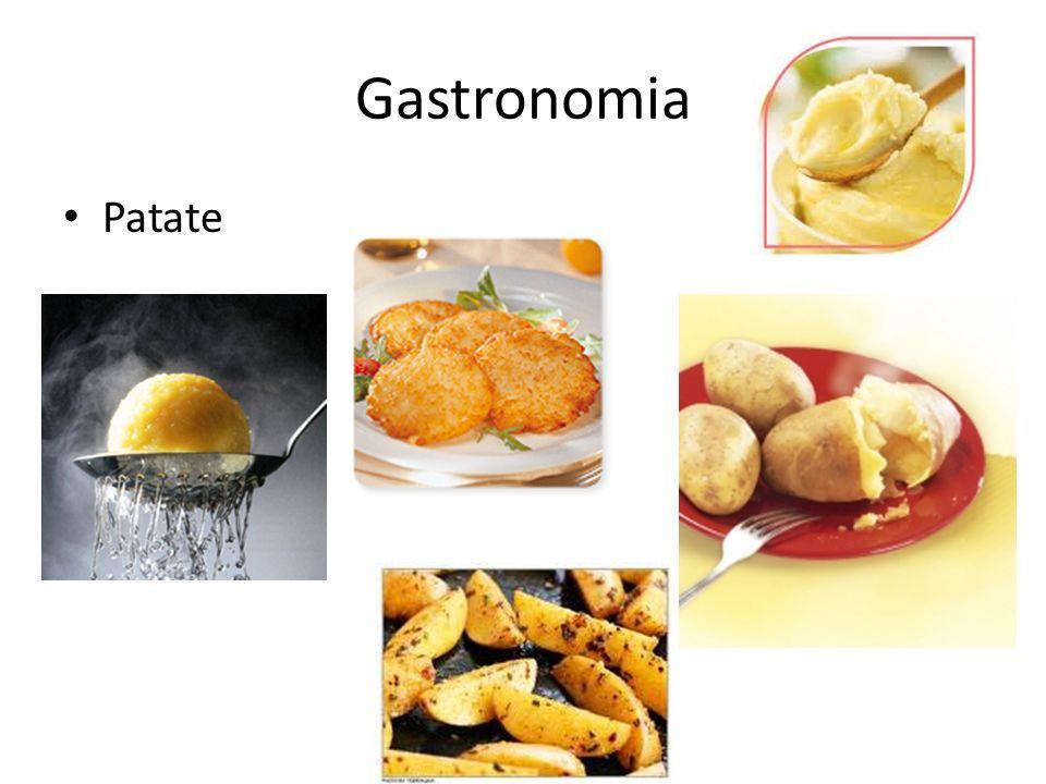 Gastronomia Patate