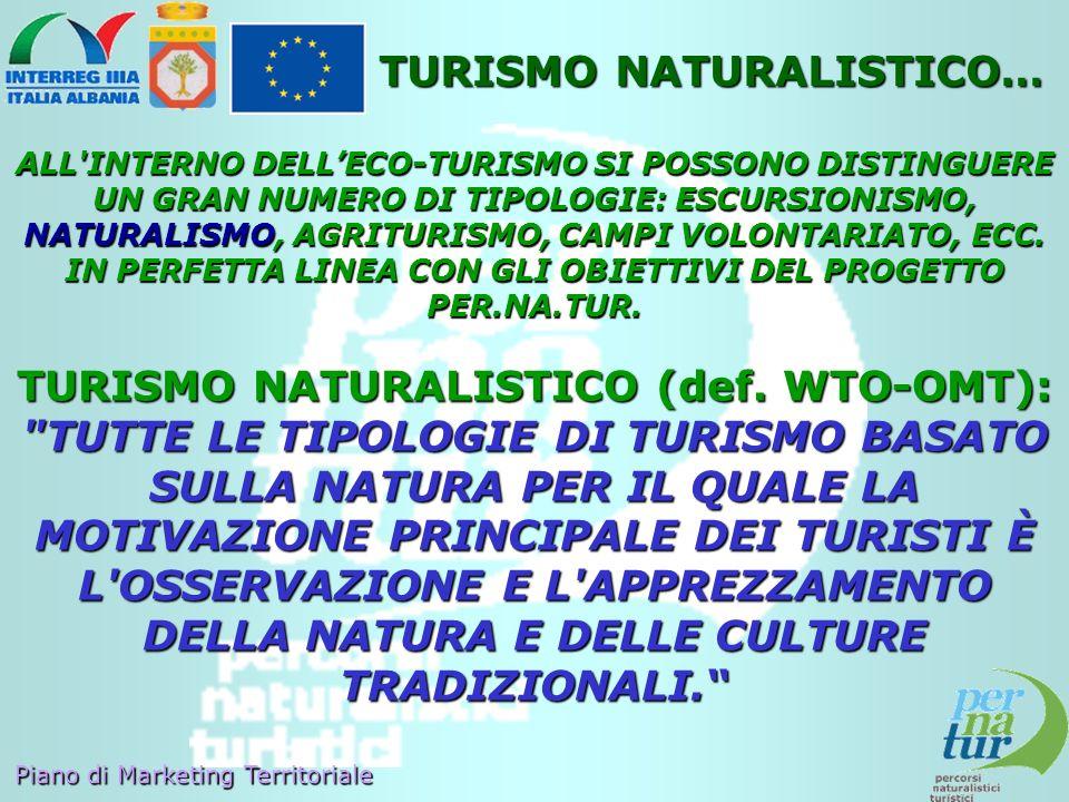 TURISMO NATURALISTICO…