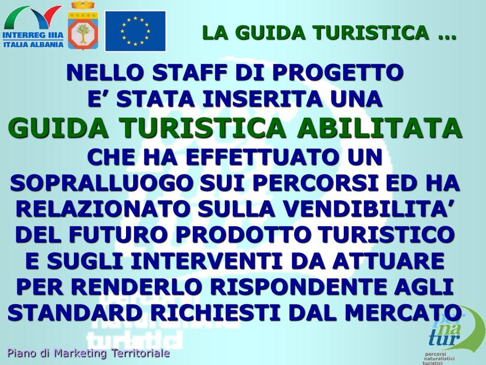 NELLO STAFF DI PROGETTO