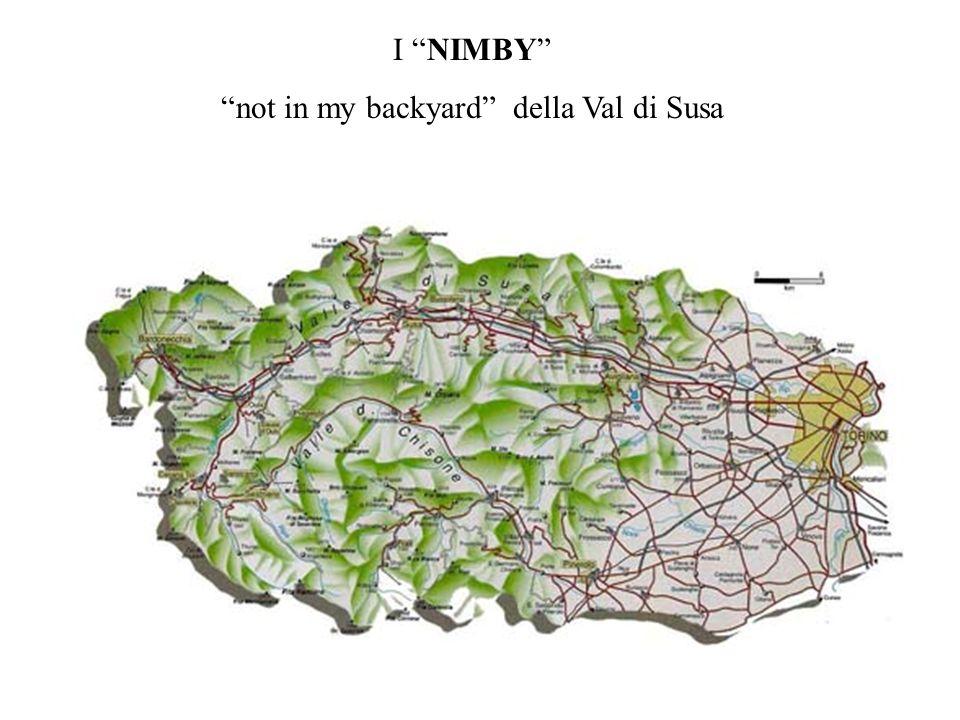 not in my backyard della Val di Susa