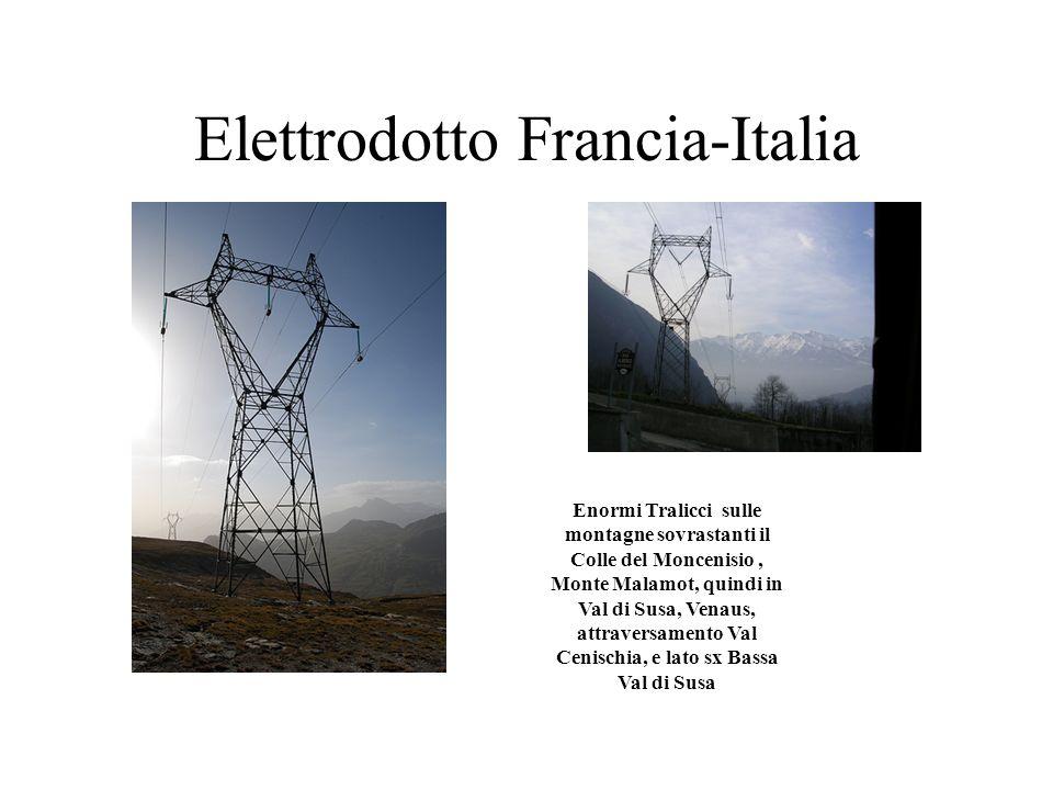 Elettrodotto Francia-Italia