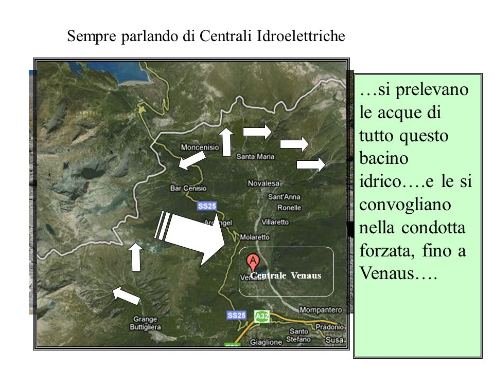 Not in my backyard della val di susa ppt video online for Cabine del torrente francese