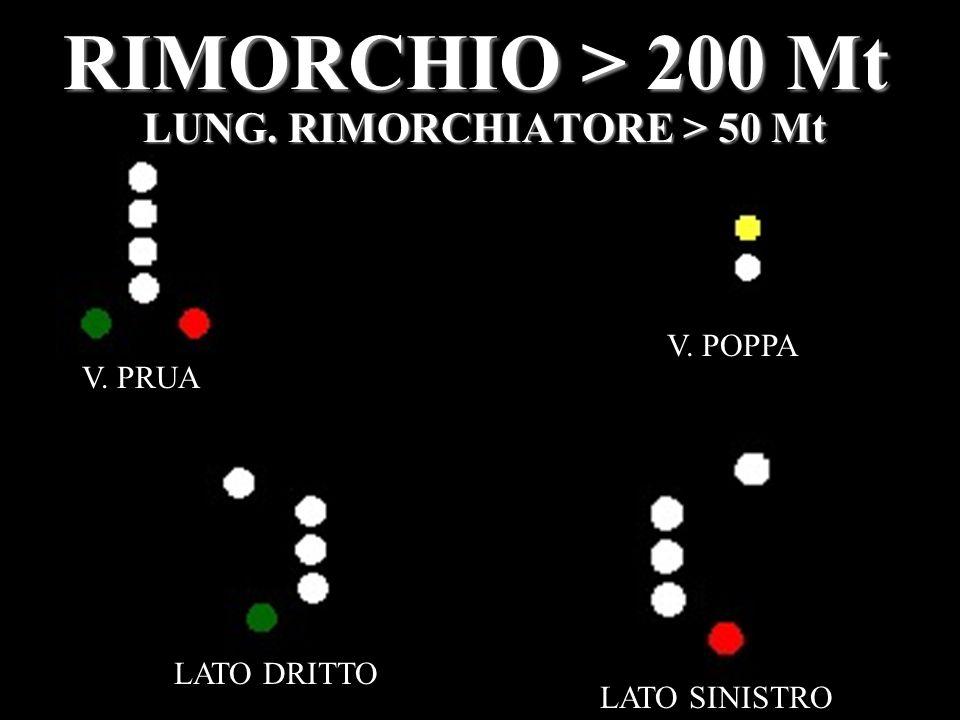 LUNG. RIMORCHIATORE > 50 Mt