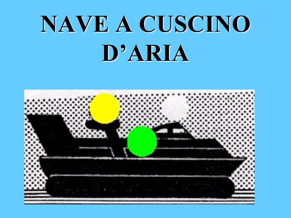 NAVE A CUSCINO D'ARIA