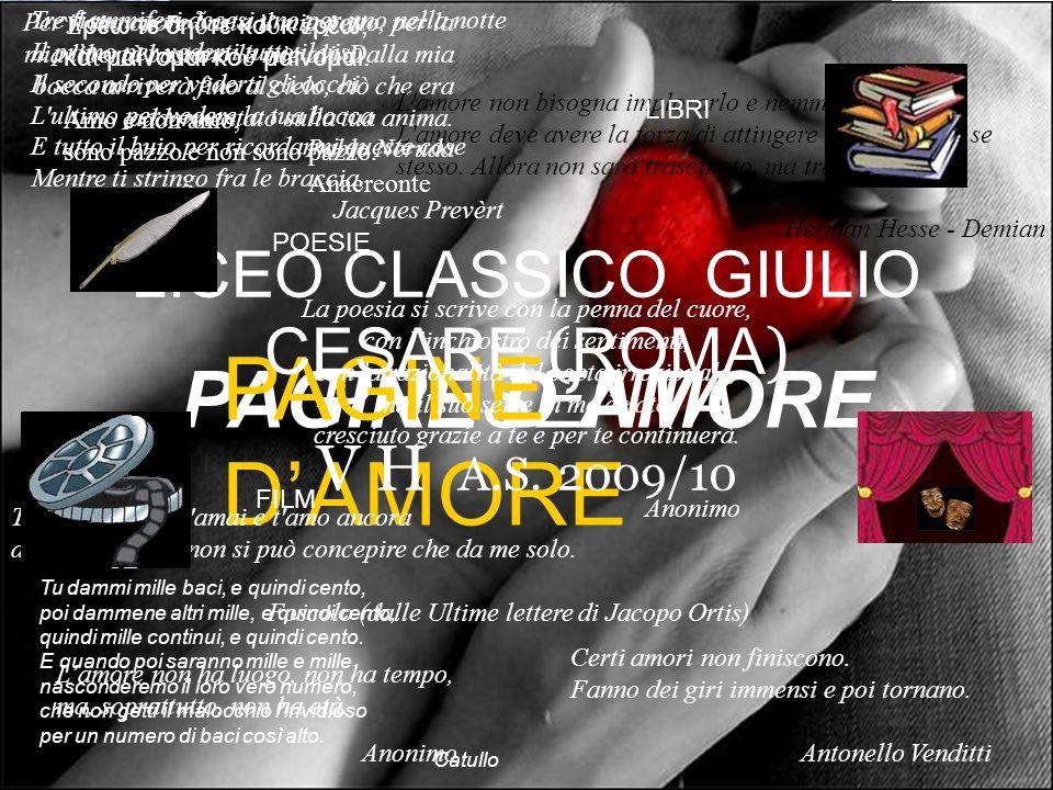 LICEO CLASSICO GIULIO CESARE (ROMA)