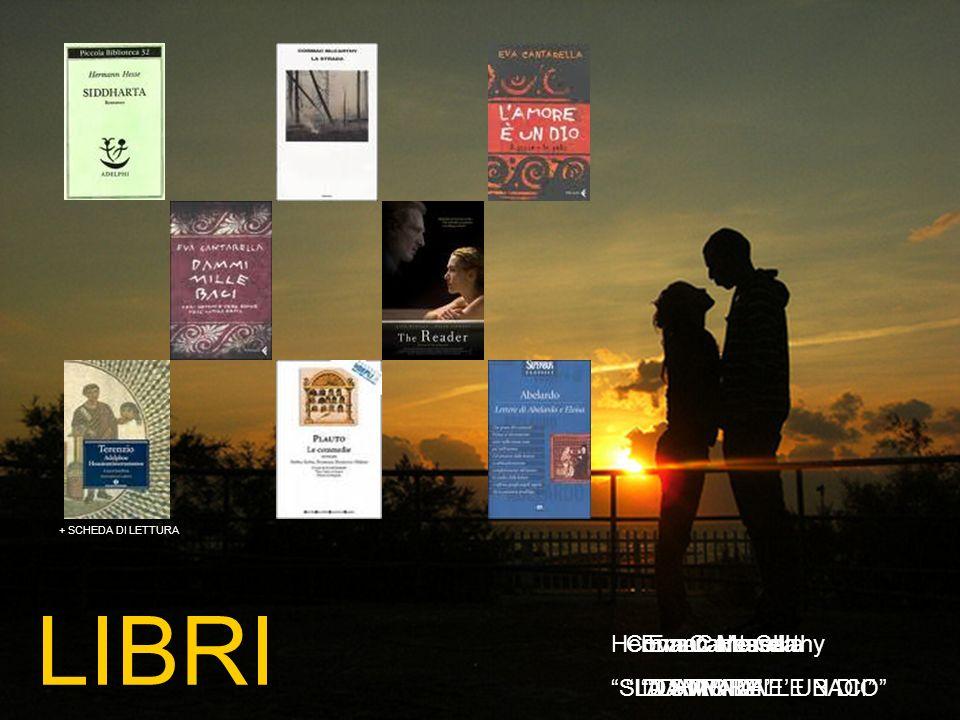 LIBRI Pietro Abelardo LETTERE DI ABELARDO ED ELOISA Terenzio