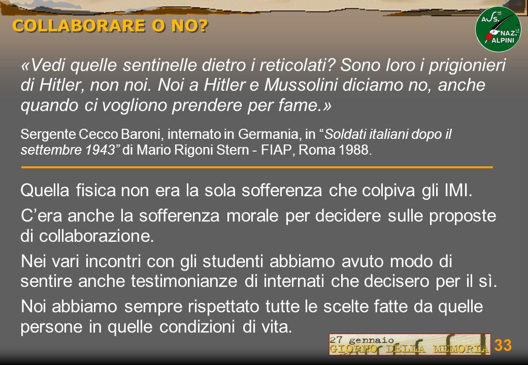I deportati militari italiani nei campi nazisti ppt for Cucinare nei vari dialetti italiani