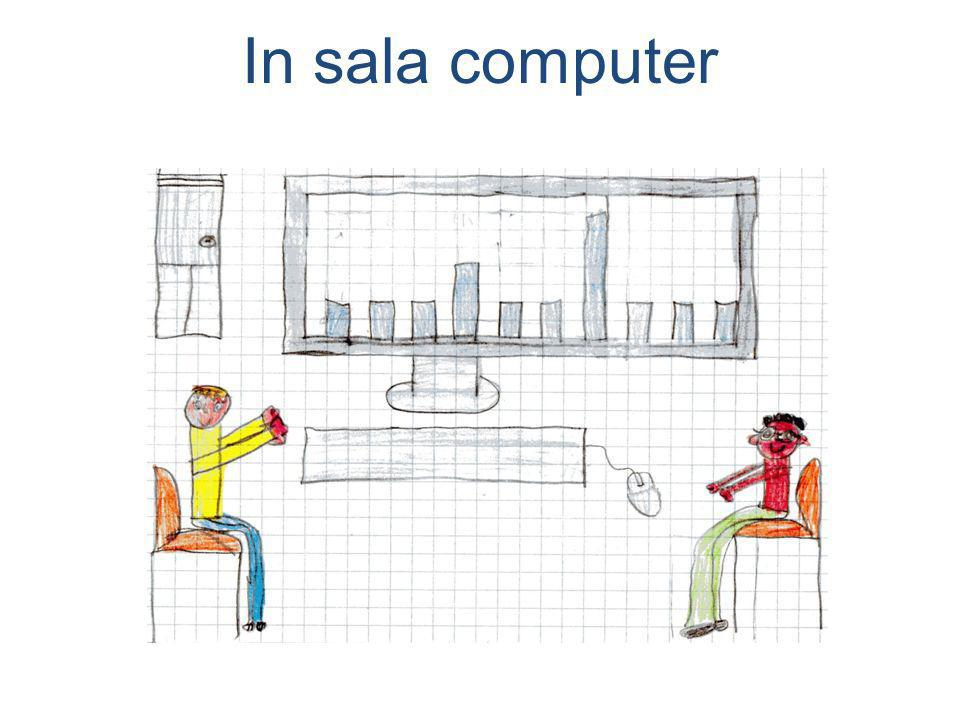 In sala computer
