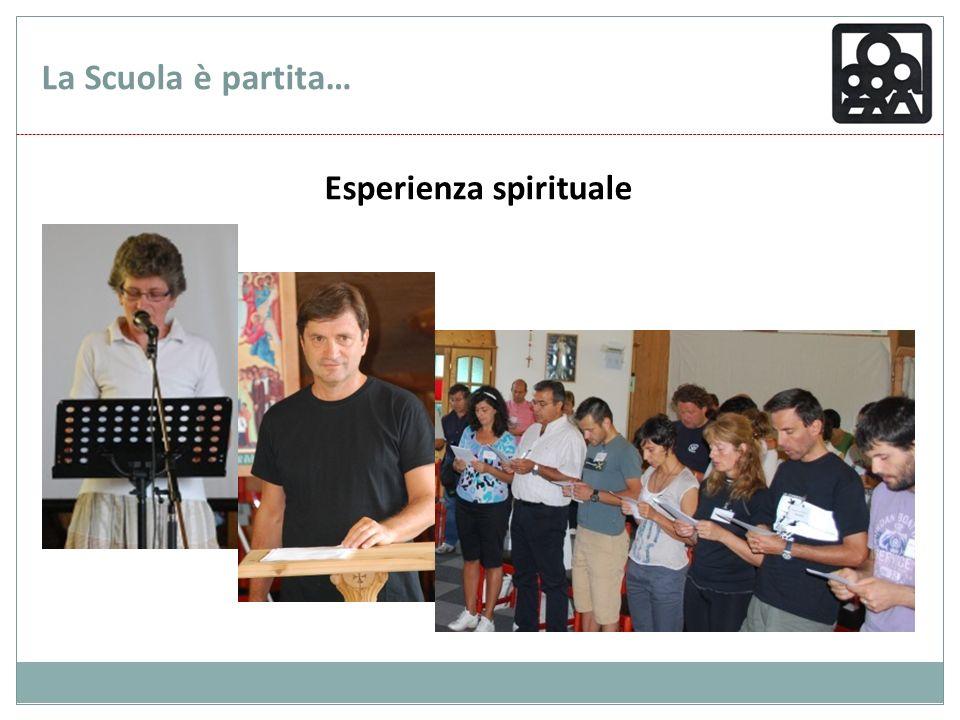 Esperienza spirituale