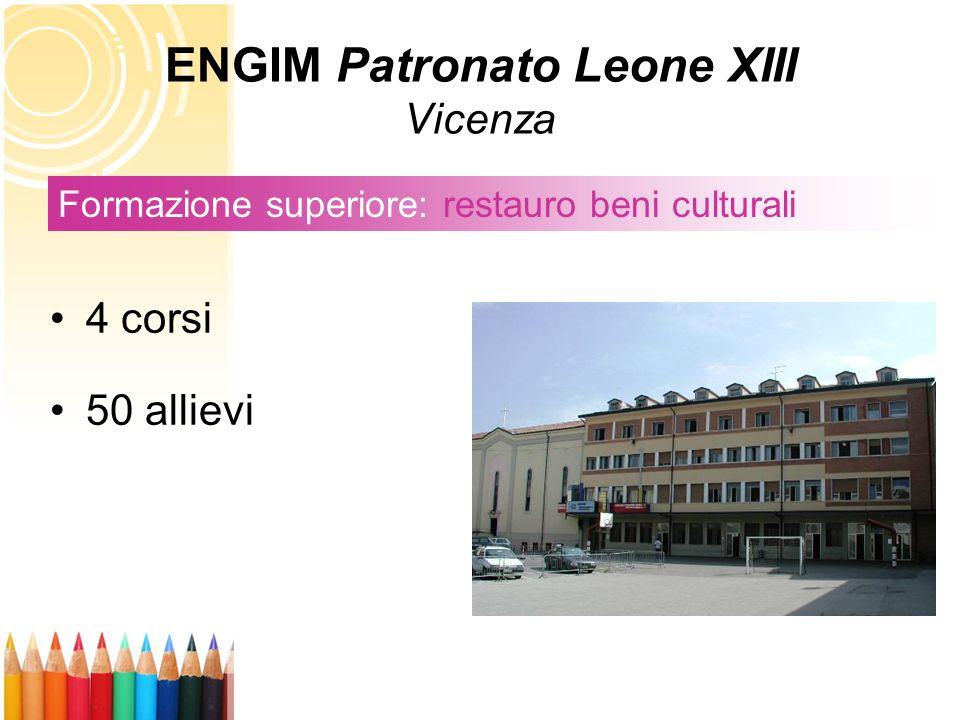 ENGIM Patronato Leone XIII Vicenza