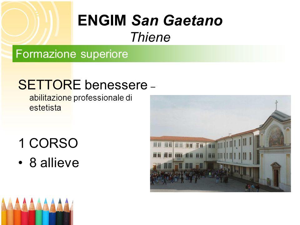 ENGIM San Gaetano Thiene