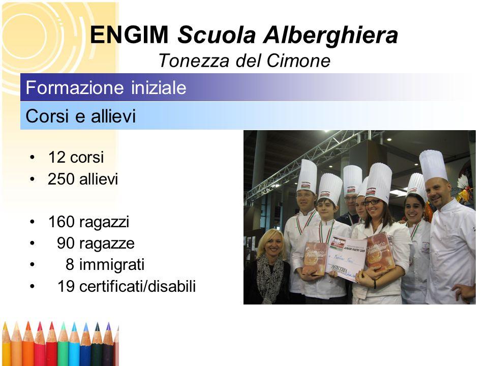 ENGIM Scuola Alberghiera Tonezza del Cimone