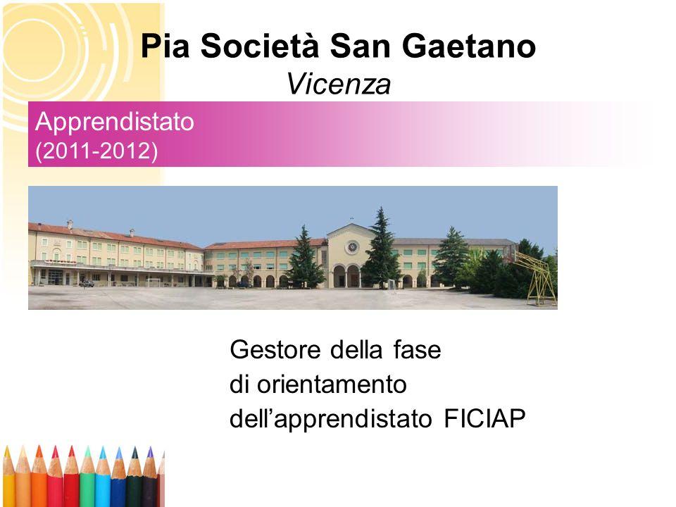 Pia Società San Gaetano Vicenza
