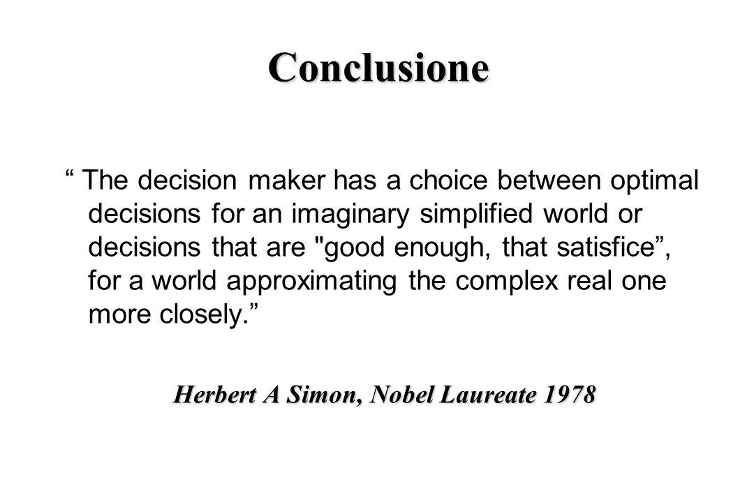 Herbert A Simon, Nobel Laureate 1978