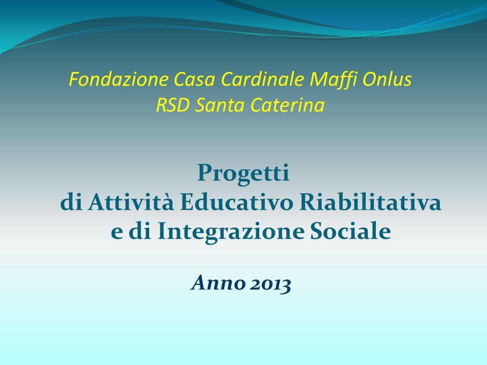 Fondazione Casa Cardinale Maffi Onlus RSD Santa Caterina