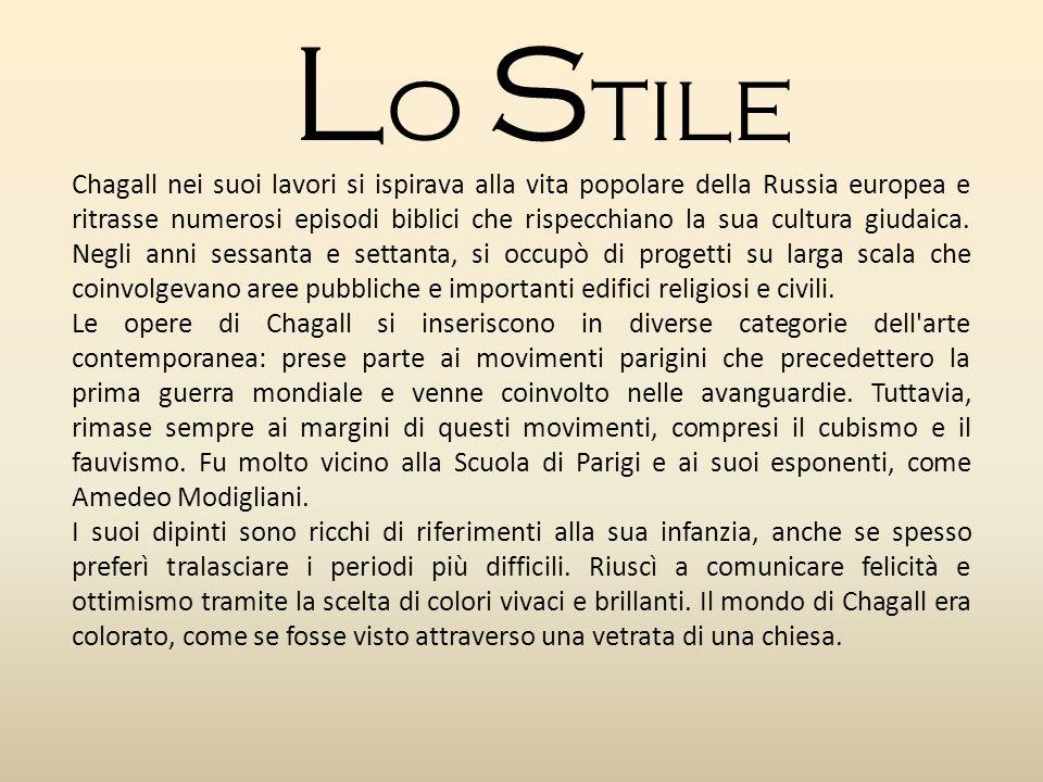 LO STILE