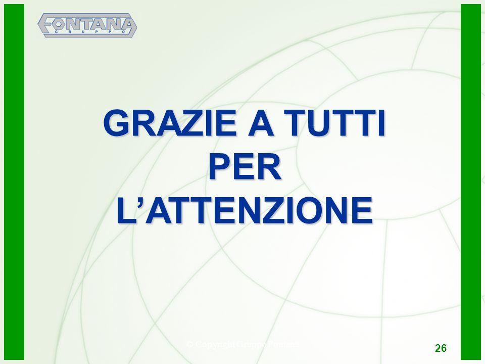 © Copyright Gruppo Fontana