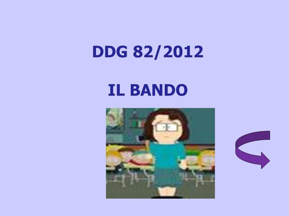 DDG 82/2012 IL BANDO