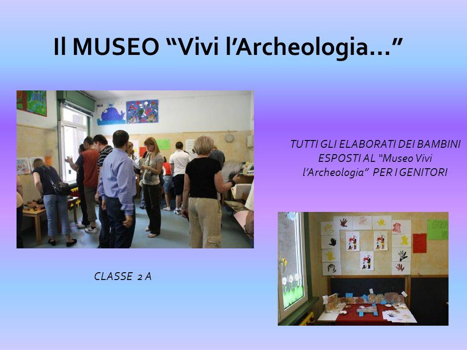Il MUSEO Vivi l'Archeologia…