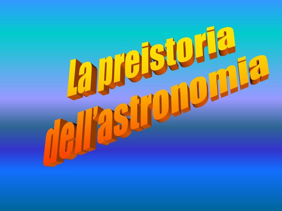 La preistoria dell'astronomia