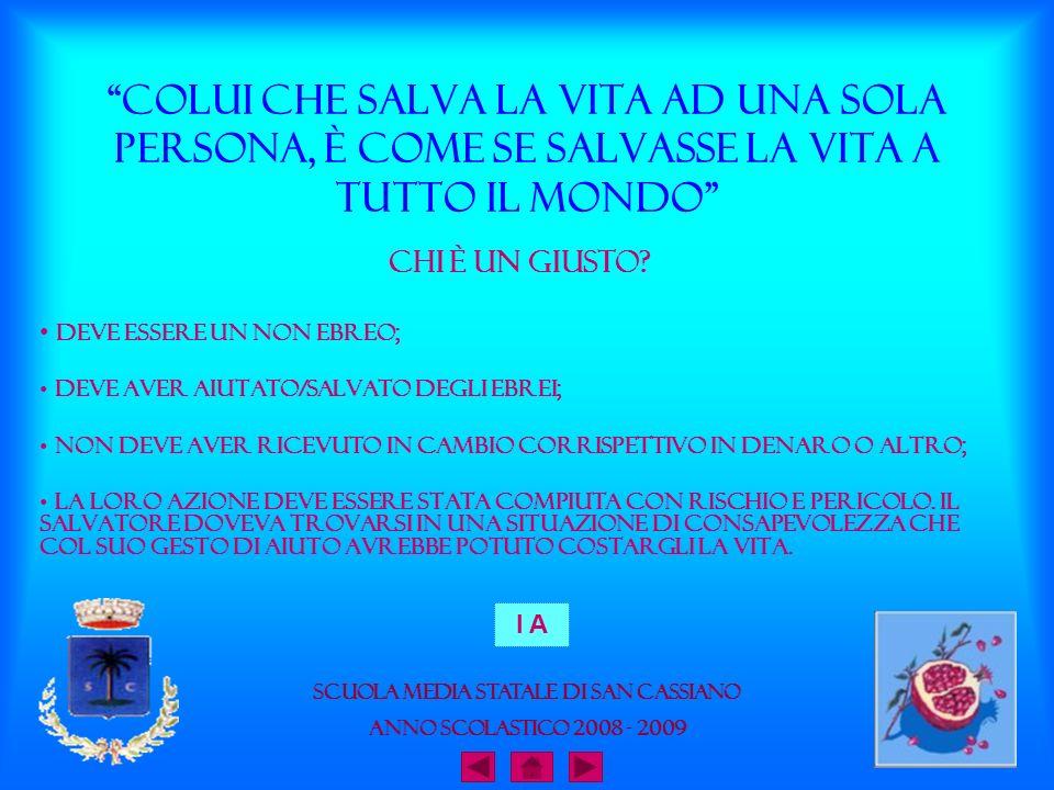 Scuola Media Statale di San Cassiano