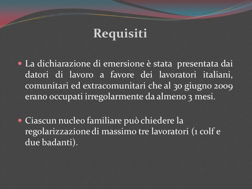 Requisiti
