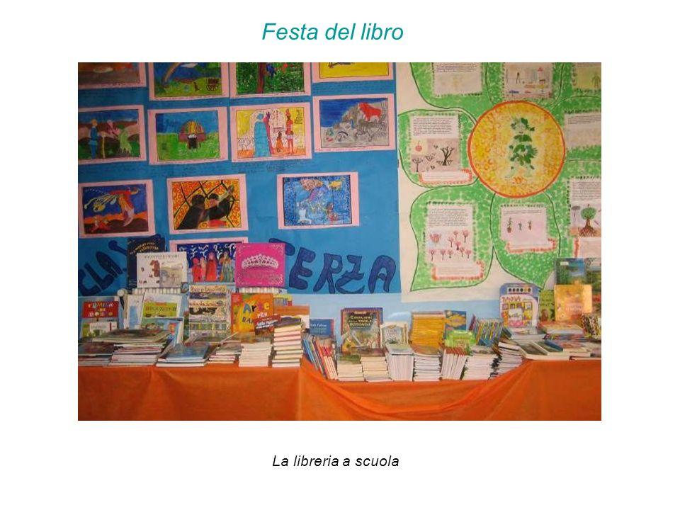 Festa del libro La libreria a scuola