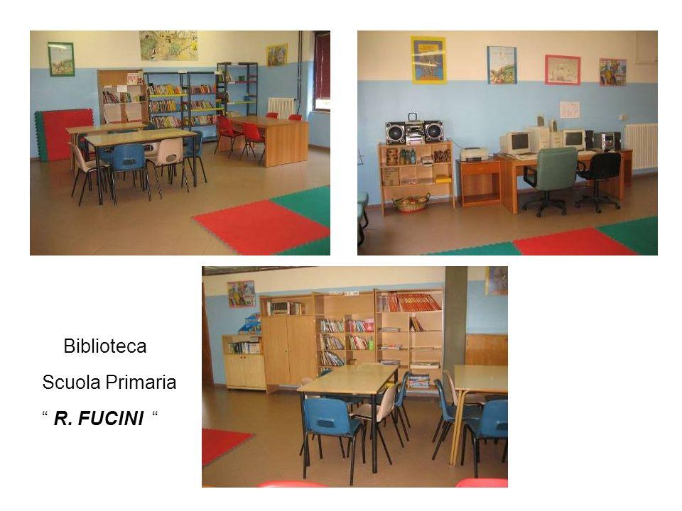 Biblioteca Scuola Primaria R. FUCINI