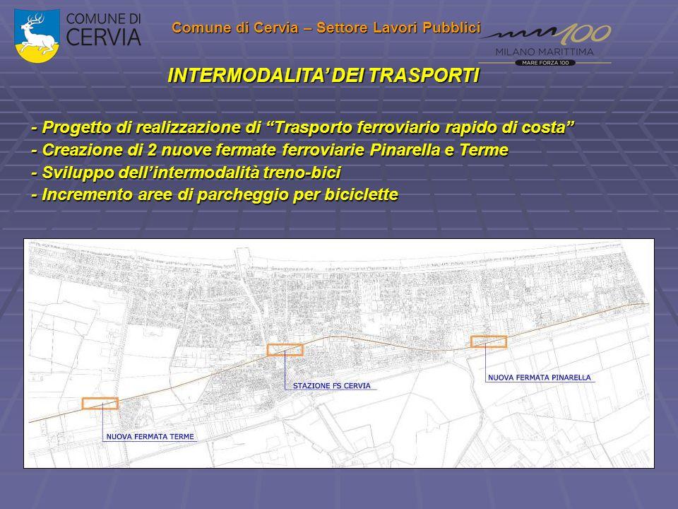 INTERMODALITA' DEI TRASPORTI
