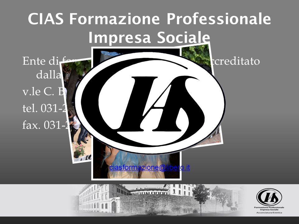 CIAS Formazione Professionale Impresa Sociale