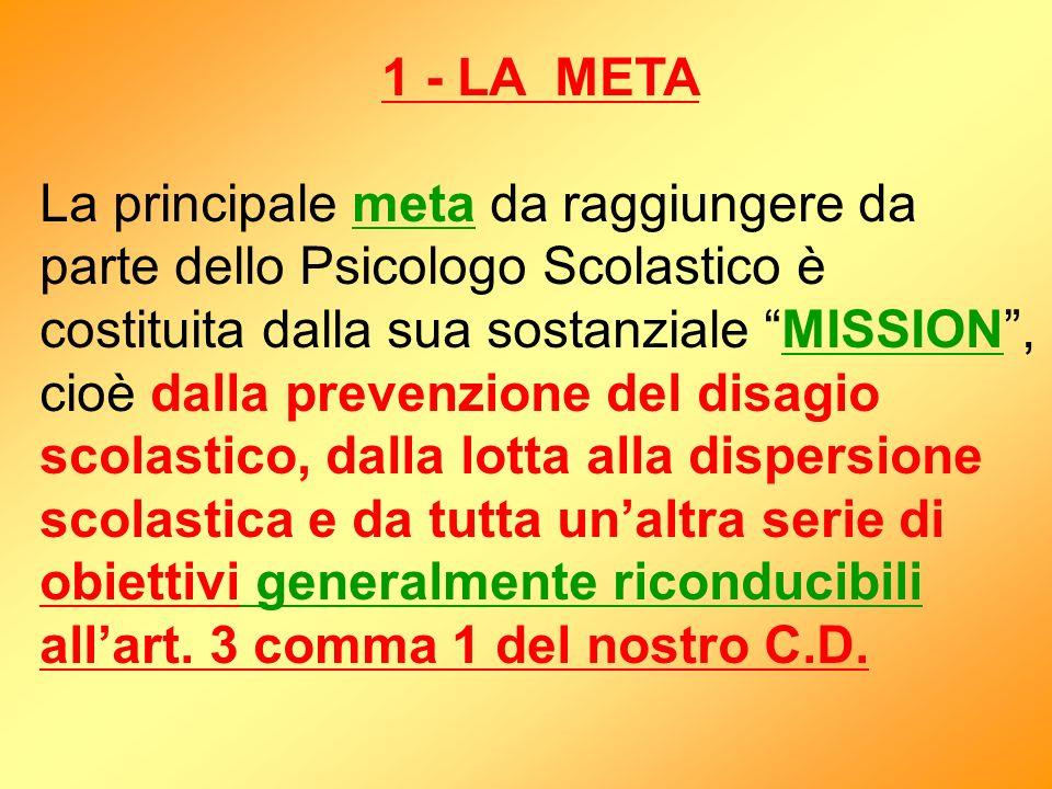 1 - LA META