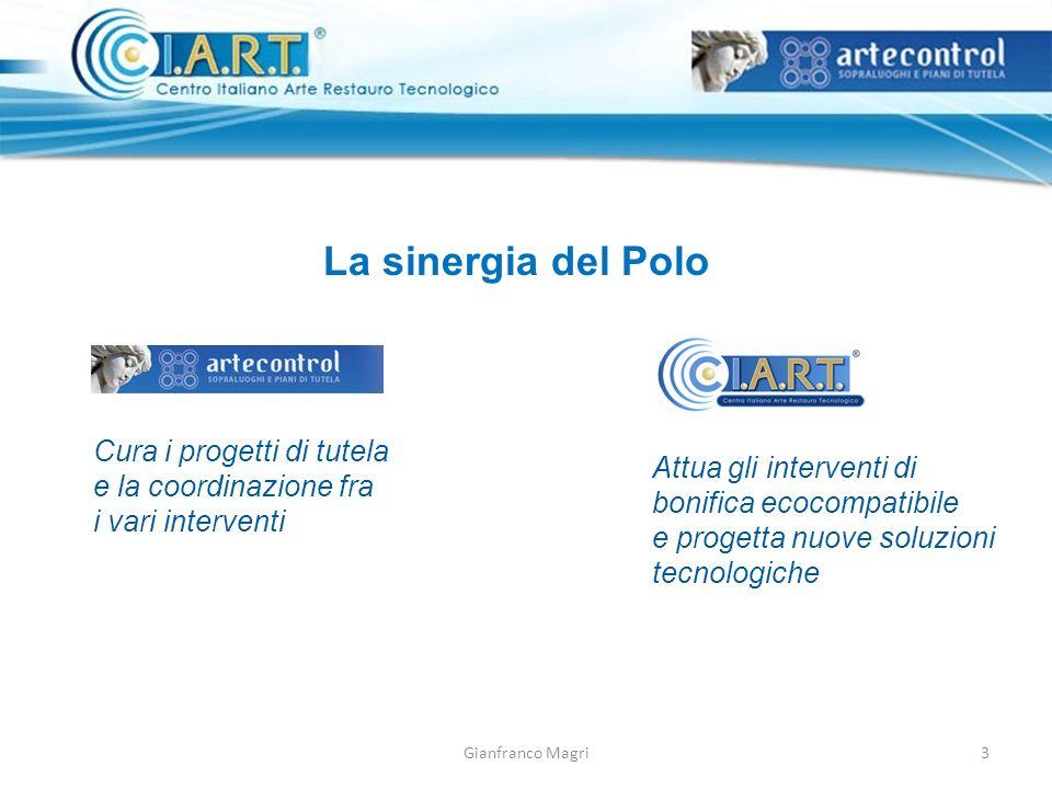 La sinergia del Polo Cura i progetti di tutela e la coordinazione fra