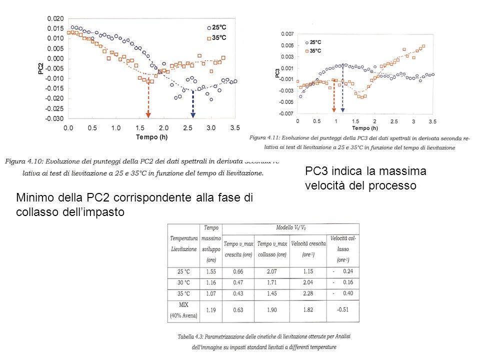PC3 indica la massima velocità del processo