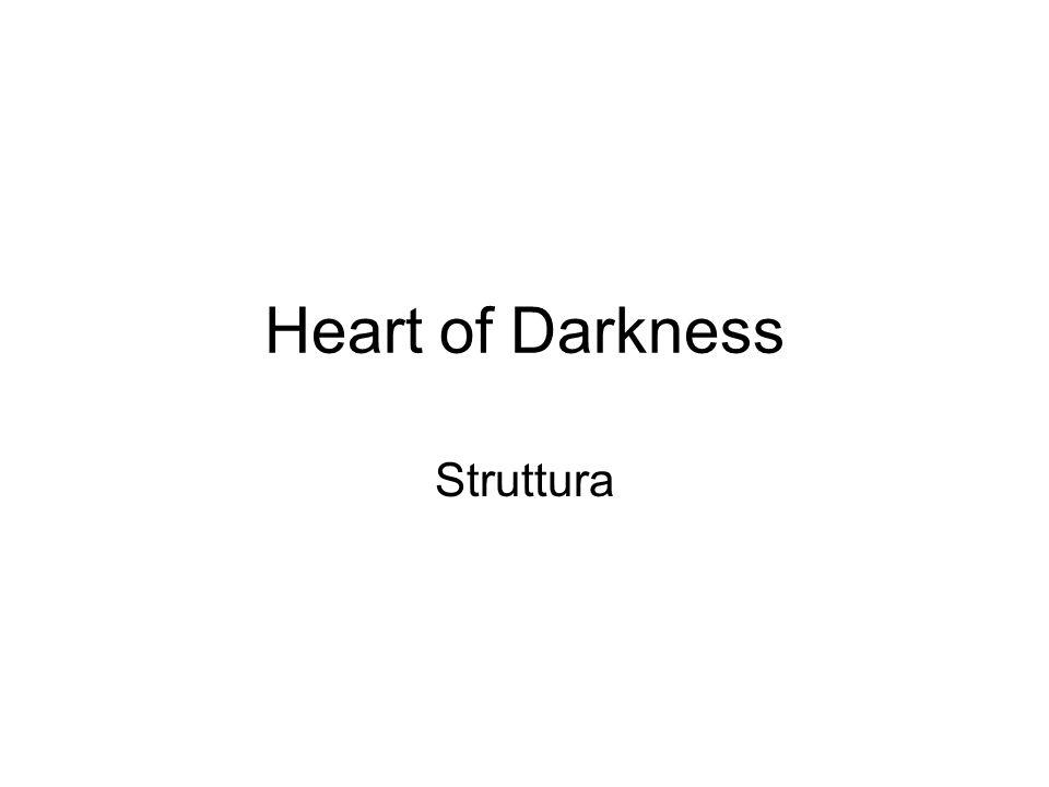 Heart of Darkness Struttura