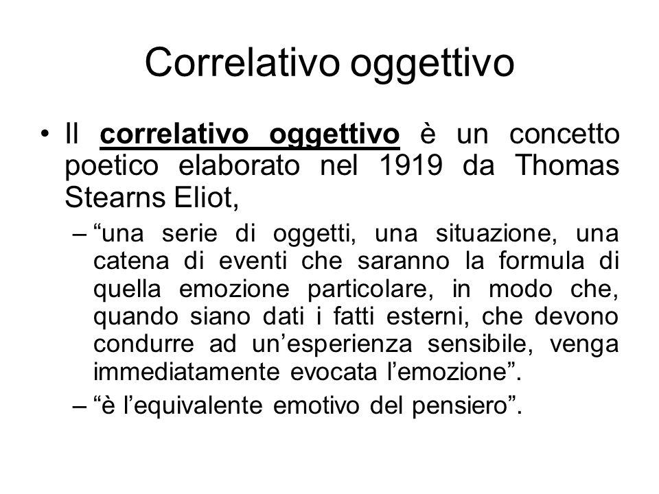 Correlativo oggettivo