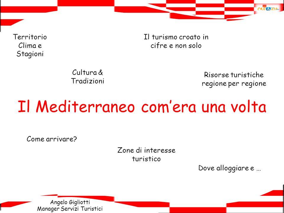 Il Mediterraneo com'era una volta