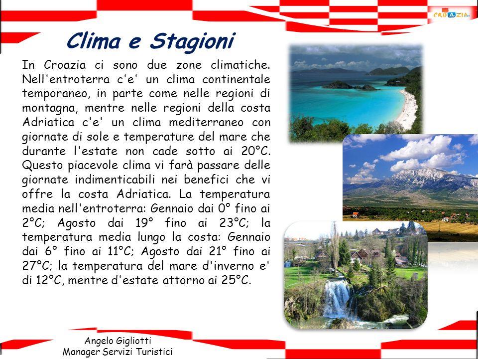 Clima e Stagioni