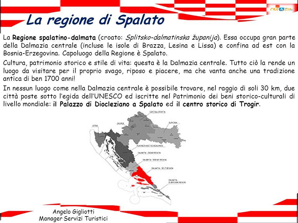 La regione di Spalato