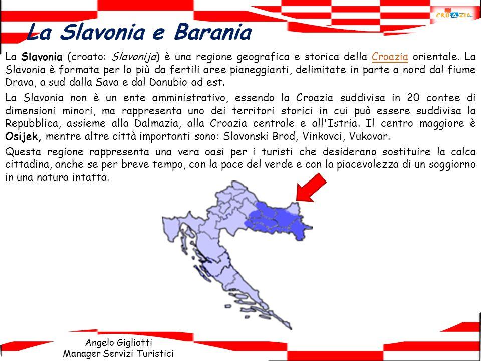 La Slavonia e Barania