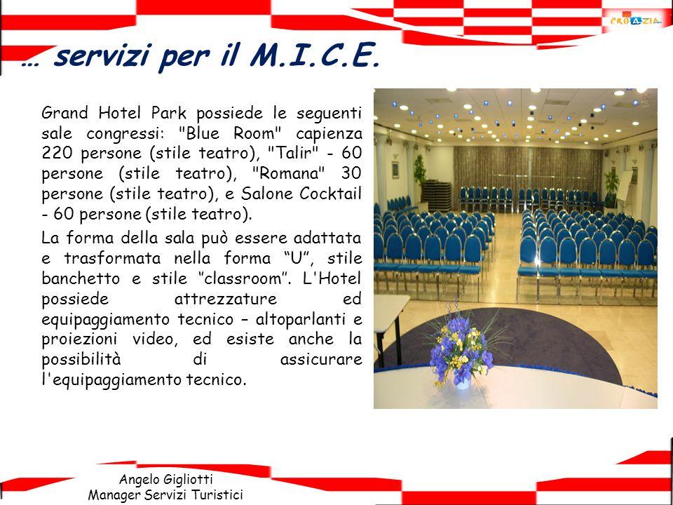 … servizi per il M.I.C.E.