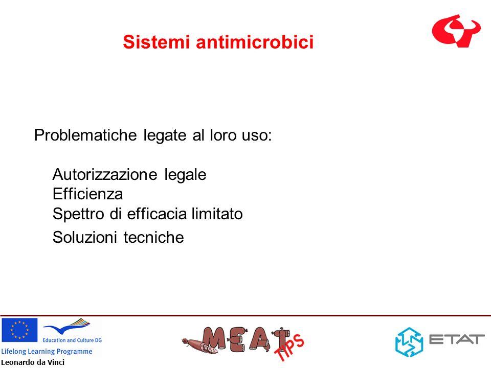 Sistemi antimicrobici