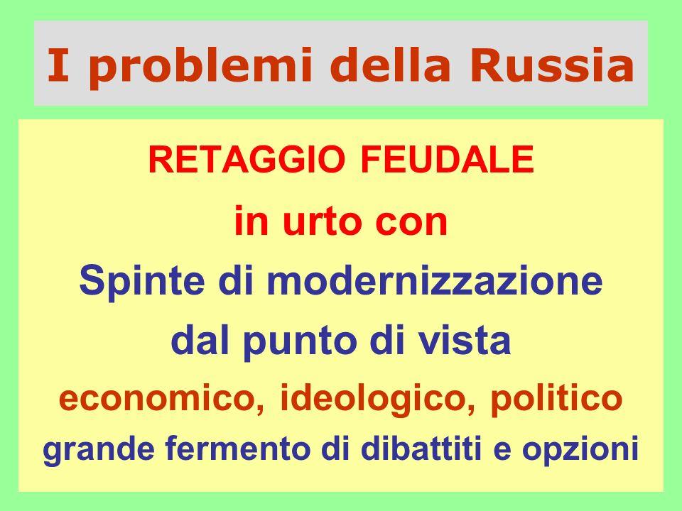 Rivoluzione russa nascita urss ppt scaricare for Opzioni di raccordo economico