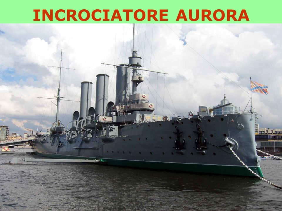 INCROCIATORE AURORA
