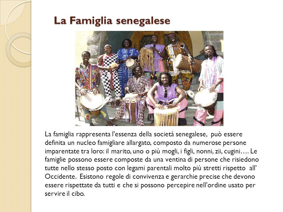 La Famiglia senegalese
