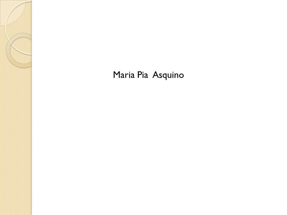 Maria Pia Asquino