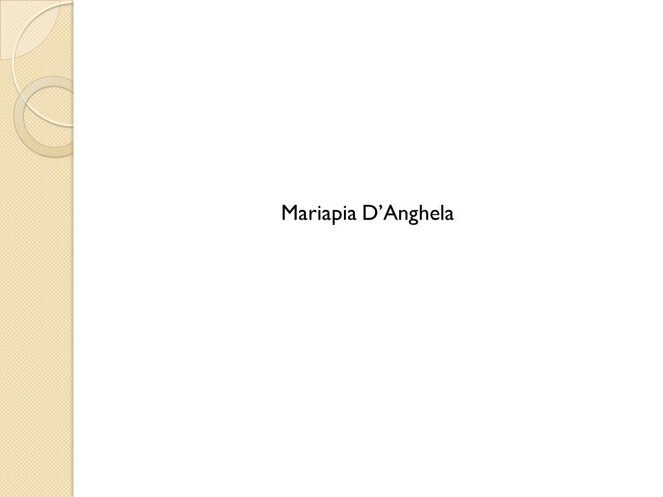 Mariapia D'Anghela